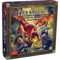 Talisman Revised 4th Edition: The Cataclysm Expansion