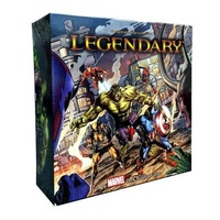 Legendary - A Marvel Deck Building Game Core Set