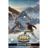 Savage Worlds Adventure Edition Core Rules