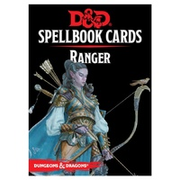 Dungeons & Dragons: Spellbook Cards Ranger Deck - Revised Edition (46 Cards)