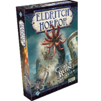 Eldritch Horror - Cities in Ruin