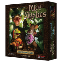 Mice and Mystics: Downwood Tales Expansion