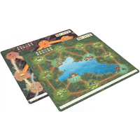 Root Playmat - Mountain and Lake