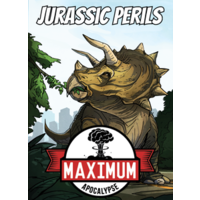 Maximum Apocalypse: Jurassic Perils Expansion