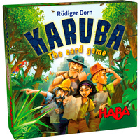Karuba: The Card Game