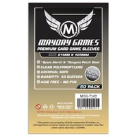 Mayday - Premium Space Card Sleeve - 61 X 103 MM