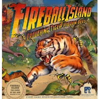 Fireball Island: The Curse of Vul-Kar – Crouching Tiger, Hidden Bees!