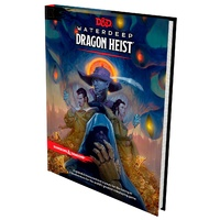 Dungeons & Dragons: Waterdeep Dragon Heist