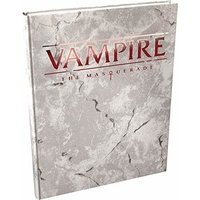 Vampire: The Masquerade 5th Edition - Deluxe Rulebook