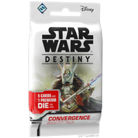 Star Wars: Destiny - Convergence Booster Pack