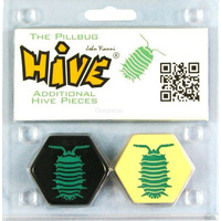 Hive Additional Pieces: The Pillbug