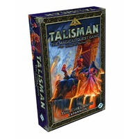 Talisman Revised 4th Edition: The Firelands Expansion