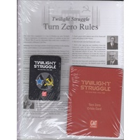 Twilight Struggle: Turn Zero and Promo Packs