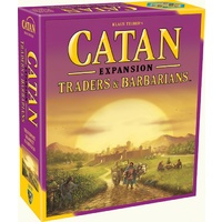 Catan - Traders & Barbarians