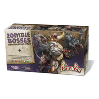 Zombicide Bosses: Abomination Pack