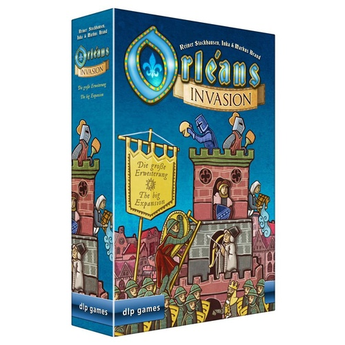 Orleans Invasion Expansion