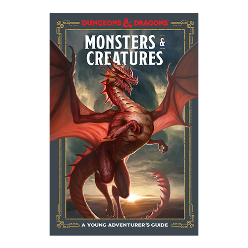 D&D Monsters & Creatures