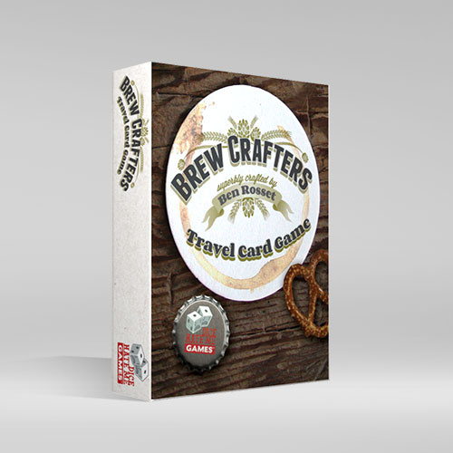 Brew Crafters: Travel Card Game